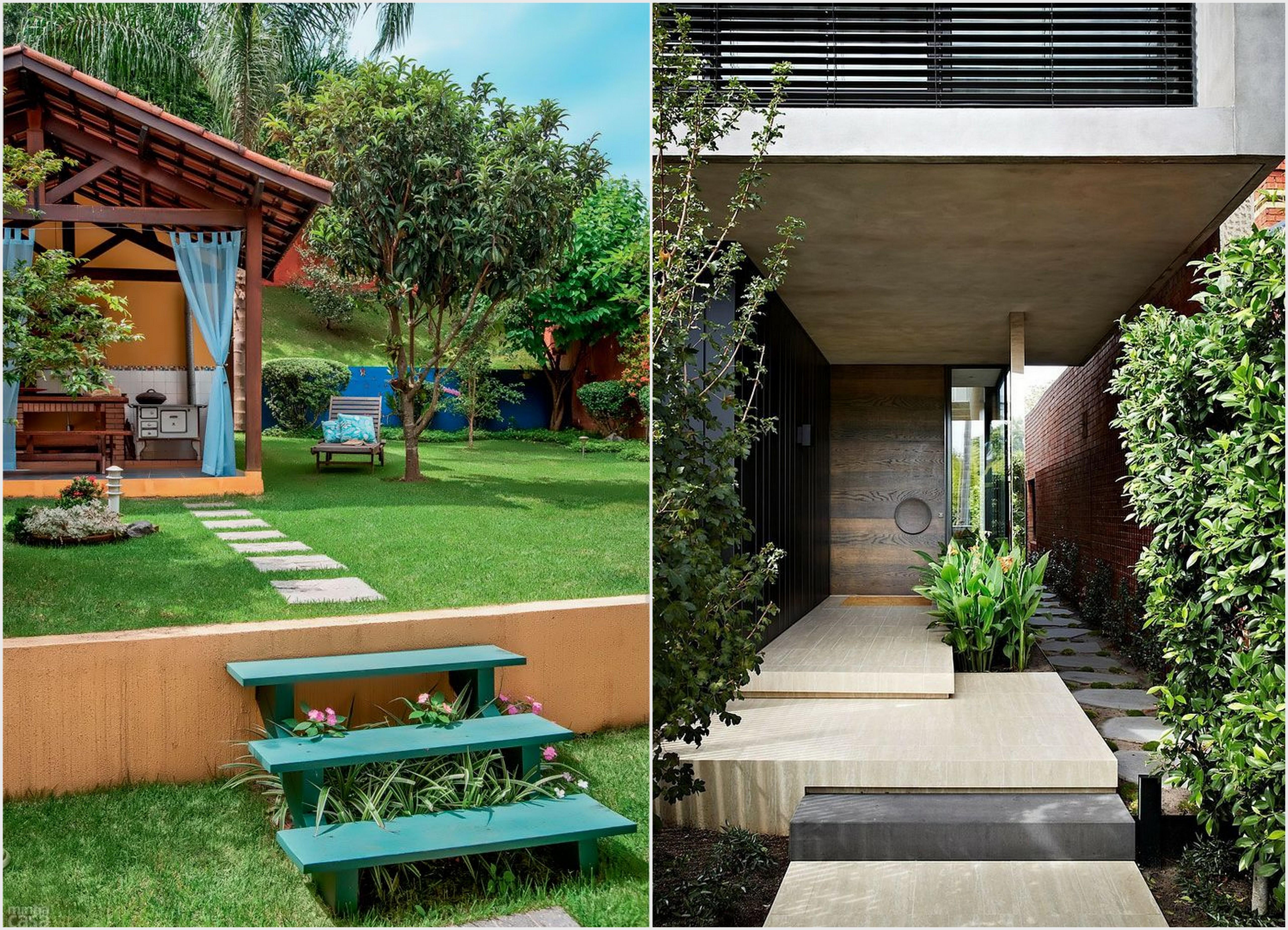 Paisagismo e jardinagem como montar seu jardim externo